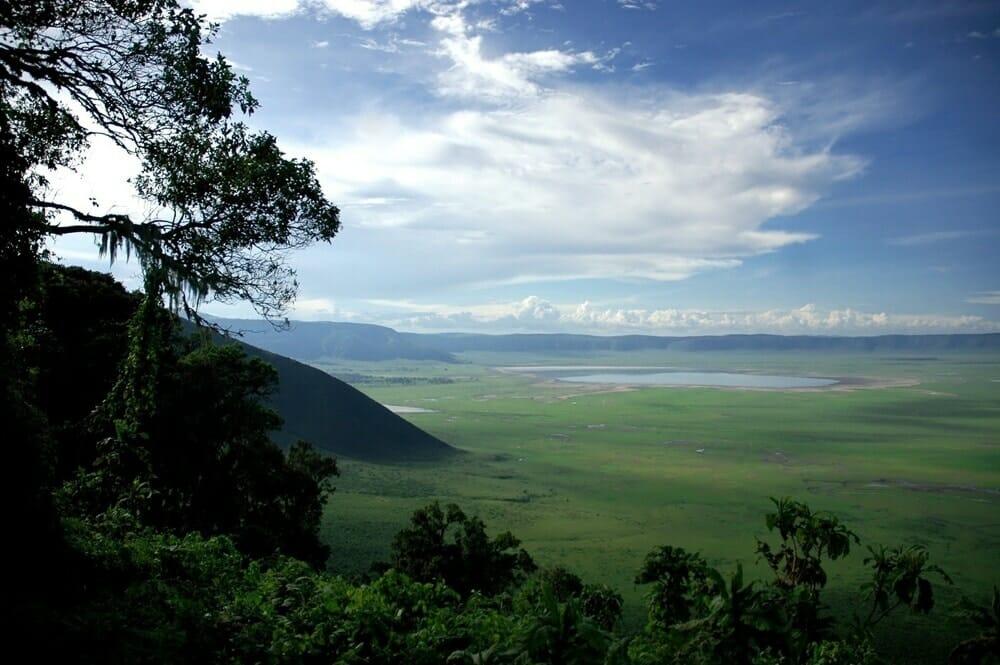 Ngorongoro Krater mit Klüger Reisen