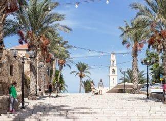 Israel Jaffa Altstadt