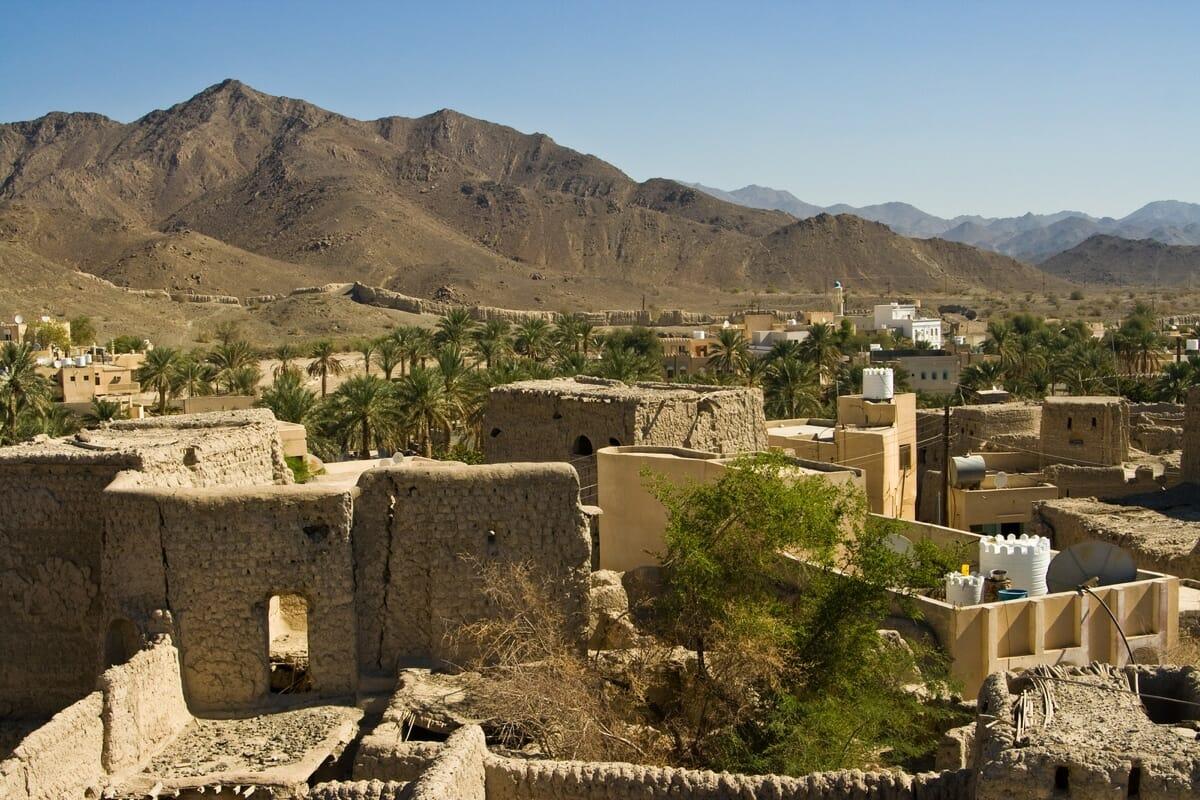 Oman Bahla