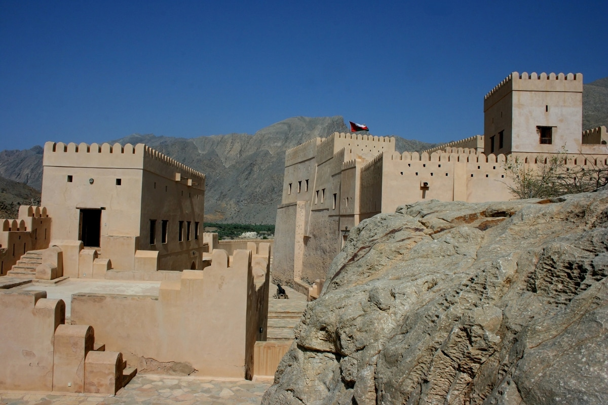Oman Sawadi Fort