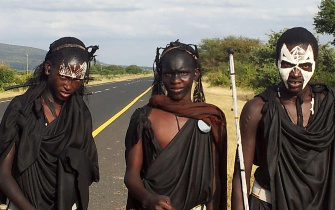 Massai bei Safari mit Klüger Reisen