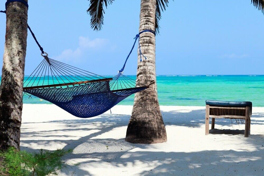 Sansibar Strand