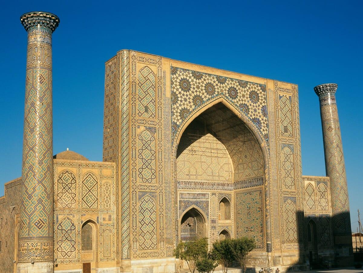 Ulug'beg Madrasa Samarqand, Usbekistan