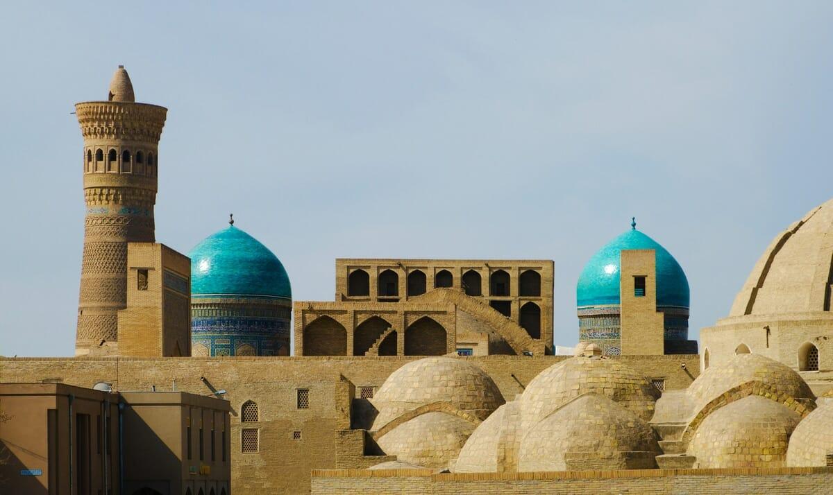 Buchara Moscheen, Usbekistan