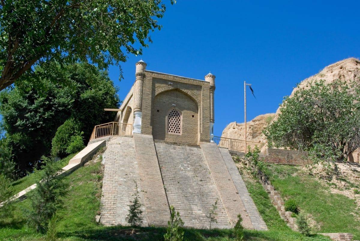 Mausoleum des heiligen David Samarqand, Usbekistan
