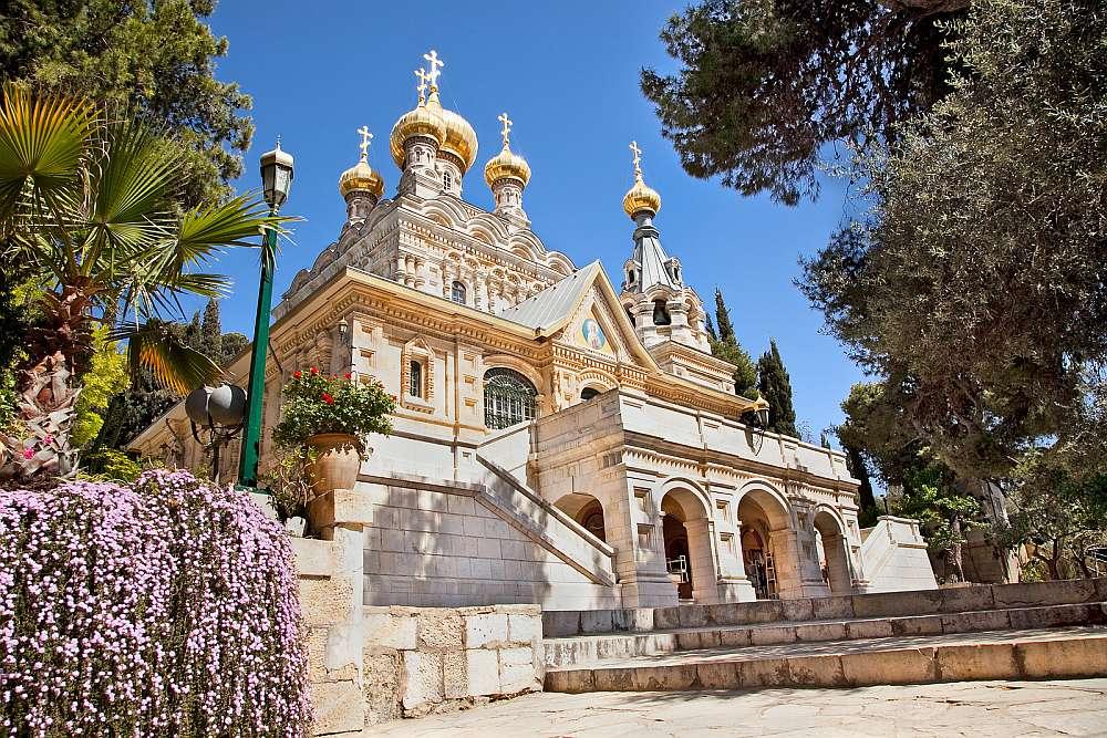 Israel Maria Magdalena Kirche Jerusalem