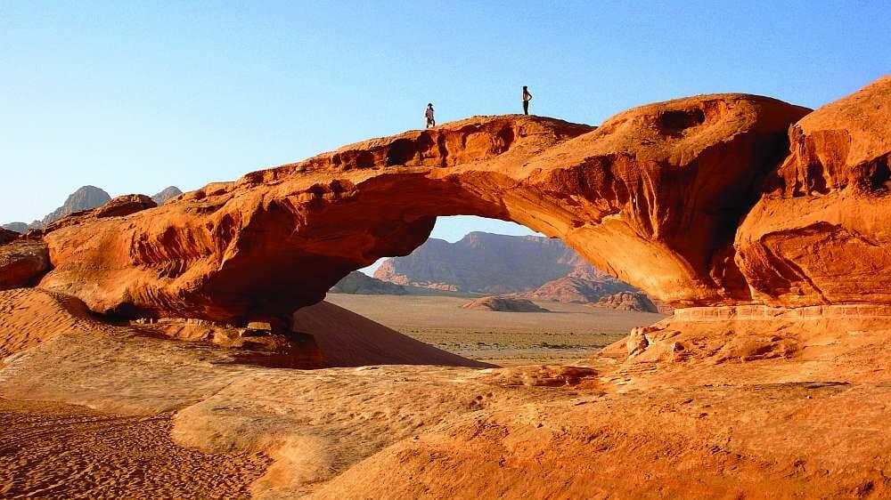 Jordanien: 5‑tägige Individualreise — Sie bestimmen das Tempo