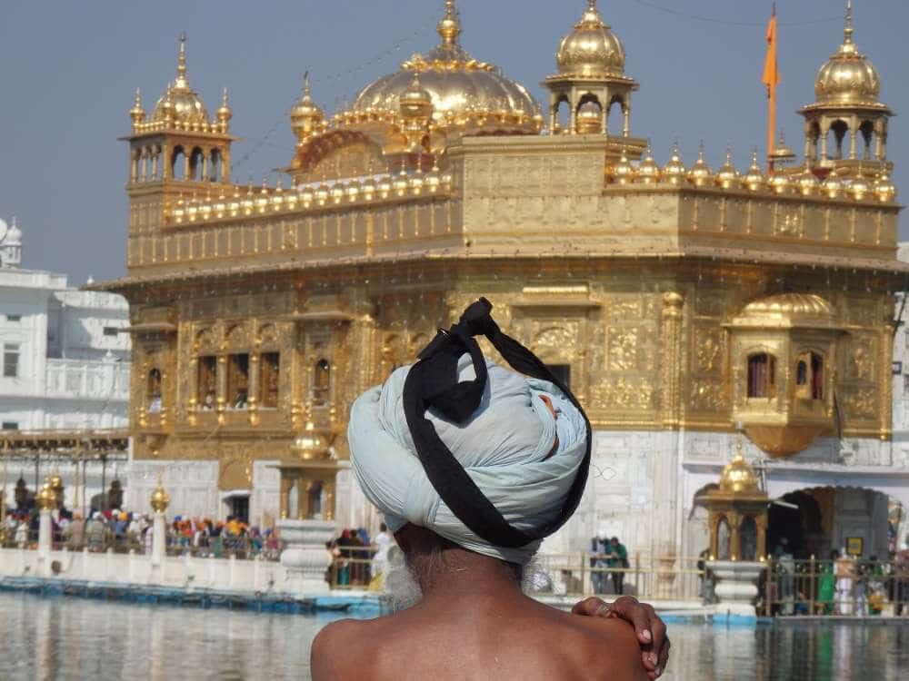 Indien_Amritsar_Sikh_Tempel_Klueger_Reisen