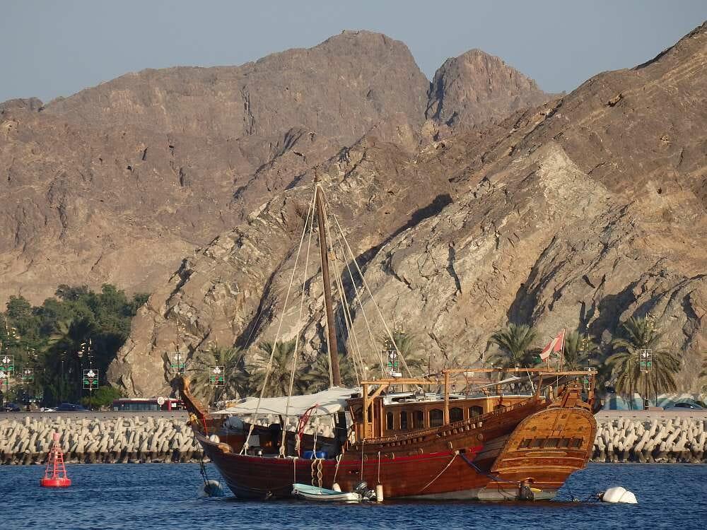 Muscat mit Klüger Reisen
