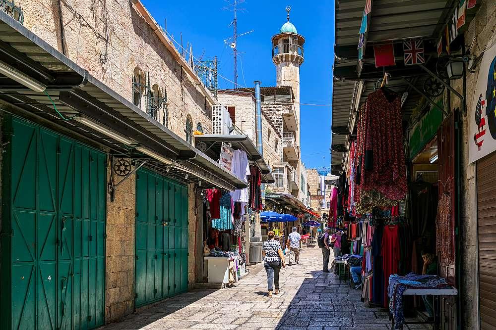 Israel Jerusalem Souk