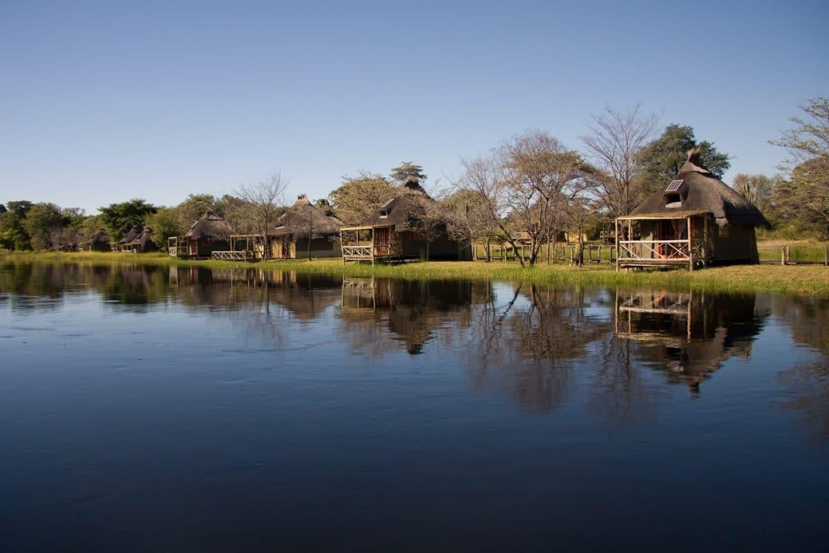 Botswana Namibia Simbabwe: Gruppenreise 12 Tage