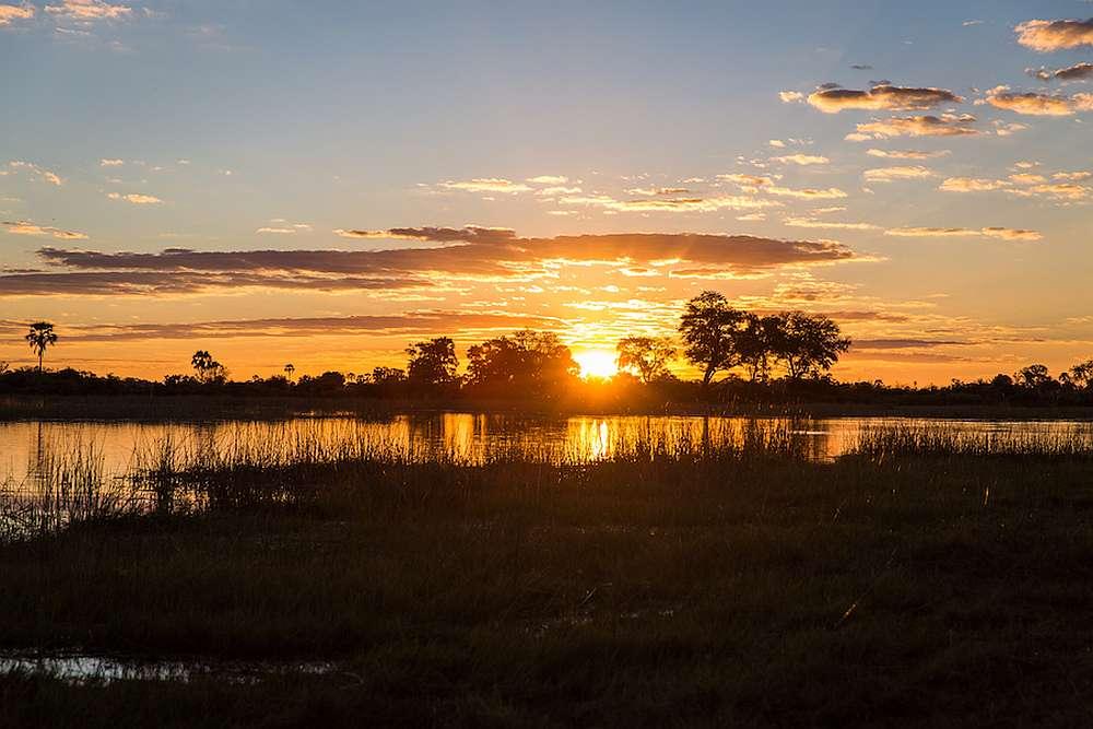 Botswana: Gruppenreise um das Okavango Delta  — 15 Tage