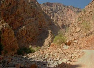 Oman Jabel Hajar Klüger Reisen