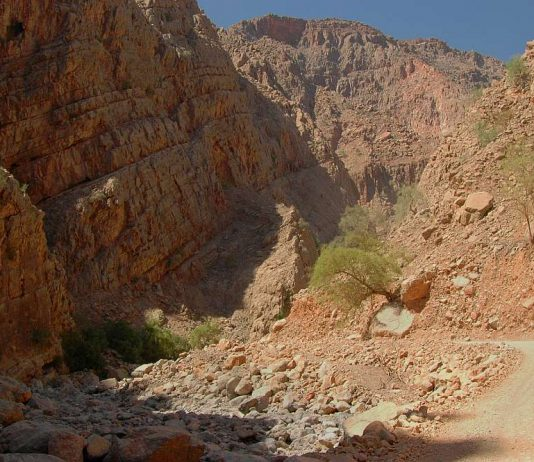 Oman Jabel Hajar Klüger Travels