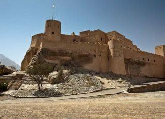 Oman Nakhl Fort Batinah Klüger Reisen