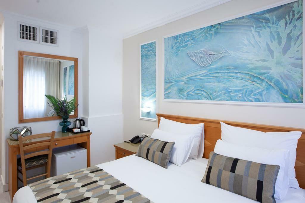 Israel Armon Hotel Tel Aviv Zimmer