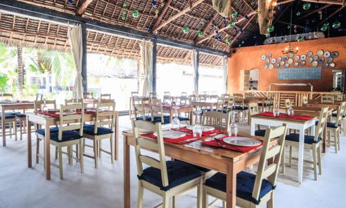 Zanzibar_FUN Beach_Restaurant_Klüger Reisen