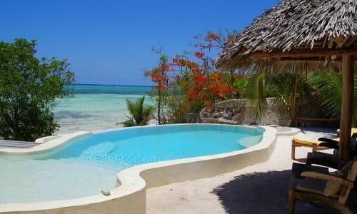 Zanzibar_Qambani Privat Pool_Klüger Reisen