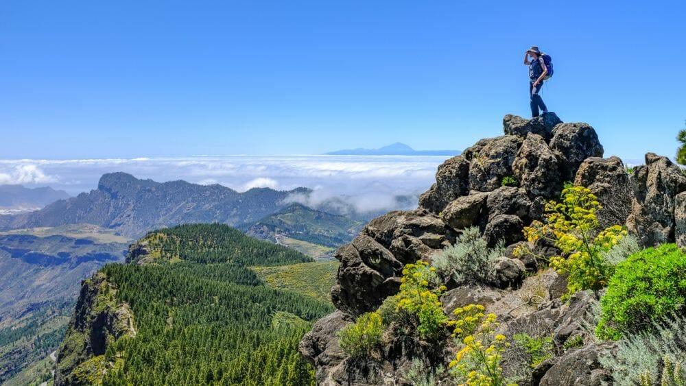 Wandern mit André Schumacher_Gran Canaria_Klueger Reisen