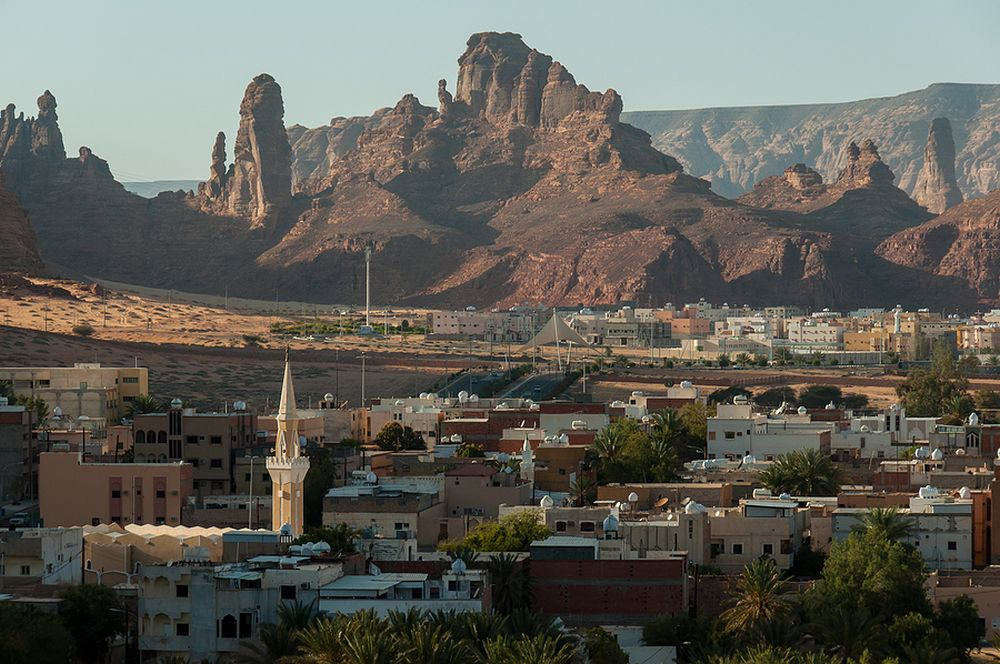 Al Ula_Saudi Arabien_Klueger_Reisen