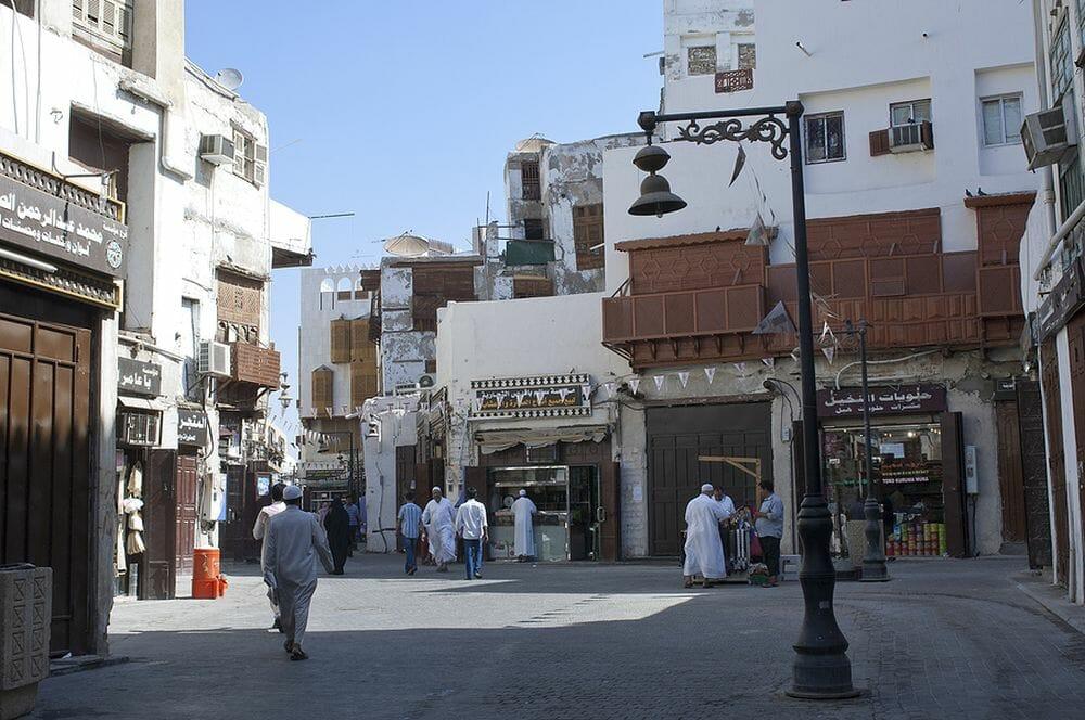 Jeddah_Altstadt_Saudi Arabien_Klueger_Reisen