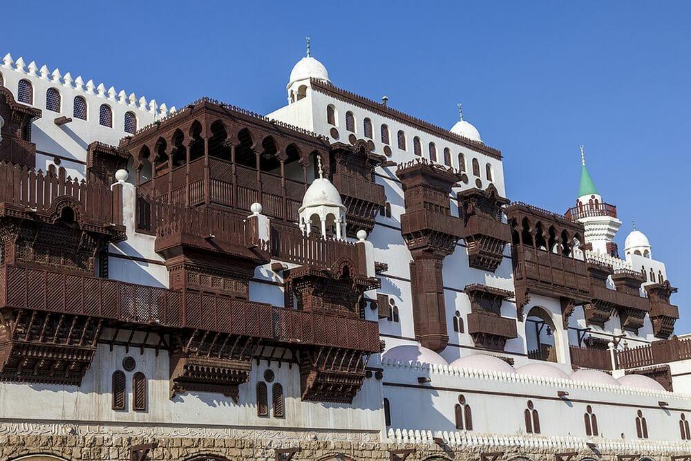Jeddah_Altstadt_historisches_Gebaeude_Klueger_Reisen