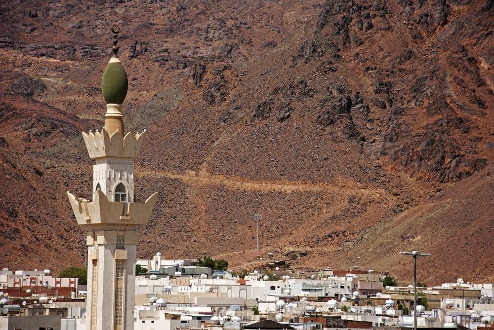Jabal Uhud_Saudi Arabien_Klueger_Reisen